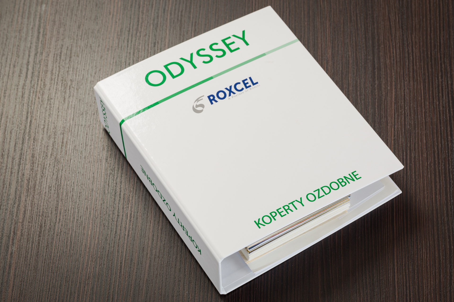 wzornik koperty
